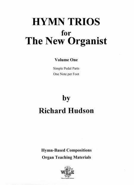 Hymn Trios for the New Organist - Volume Three