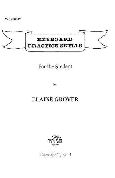 Keyboard Practice Skills