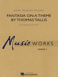 Fantasia On A Theme By Thomas Tallis By Ralph Vaughan Williams 1872 1958 Score And Parts Sheet Music For Concert Band Buy Print Music Hl 4002547 From Hal Leonard At Sheet Music Plus