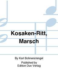 Kosaken-Ritt, Marsch