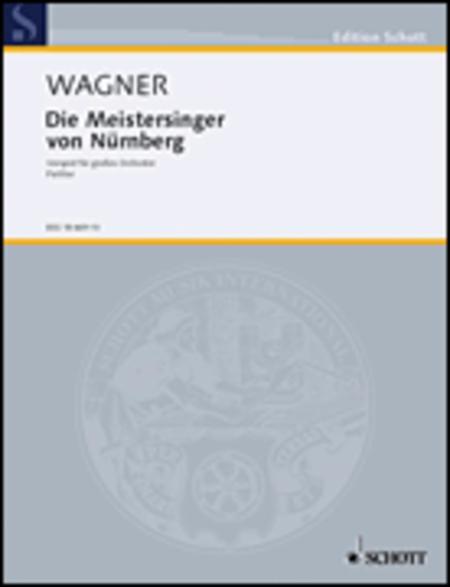 The Meister singers WWV 96