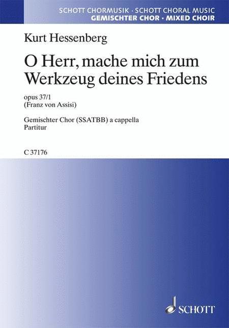 Zwei Motetten Op. 37