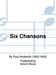 Six Chansons
