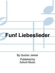Funf Liebeslieder