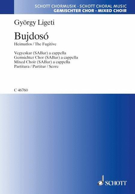 Bujdoso - Bedruckung