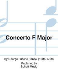 Concerto F Major