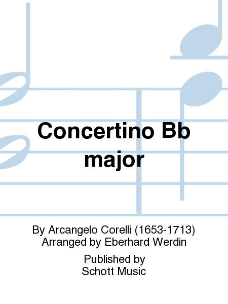 Concertino Bb major