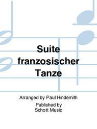 Suite franzosischer Tanze