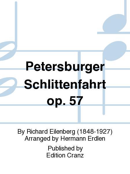 Petersburger Schlittenfahrt op. 57