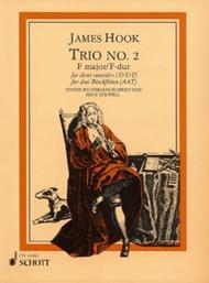 Trio No. 2 F Major