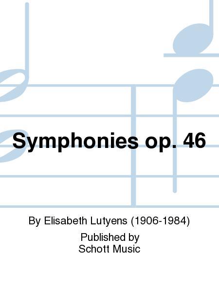 Symphonies op. 46