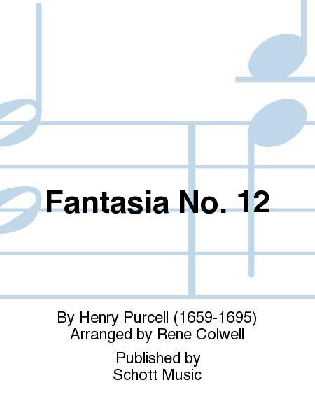 Fantasia No. 12