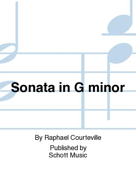 Sonata in G minor