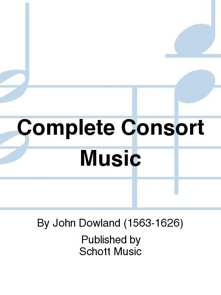 Complete Consort Music