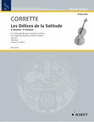 Les Delices De La Solitude Op. 20 Vol. 2