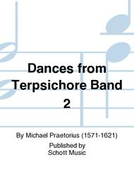 Dances from Terpsichore Band 2