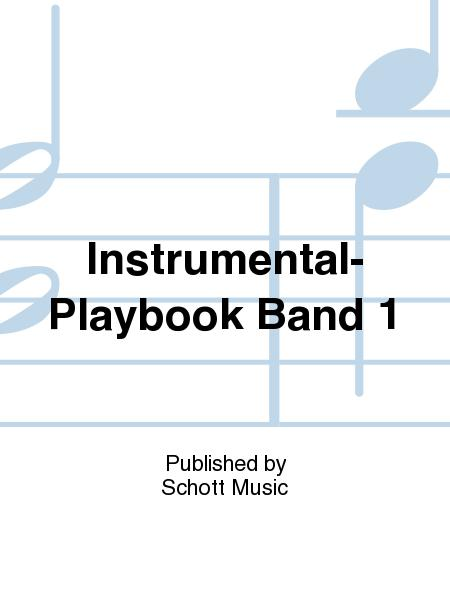 Instrumental-Playbook Band 1