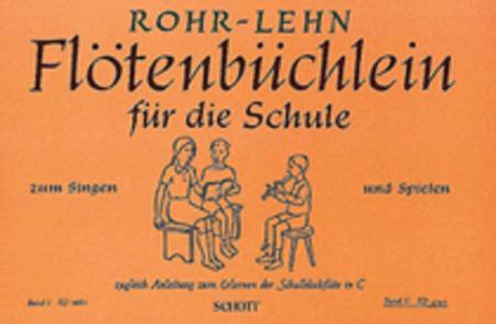 Flotenbuchlein fur die Schule Heft 2