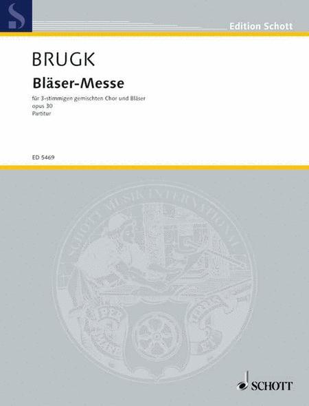 Blaser-Messe Werk 30