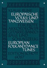 European Folk and Dance Tunes