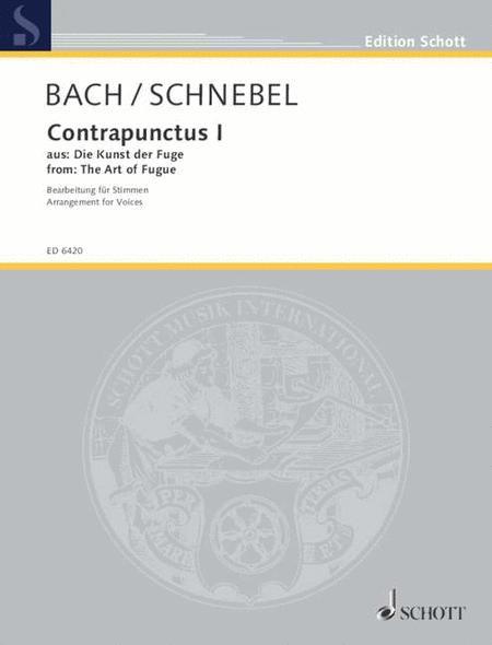 Bach-Contrapuncti