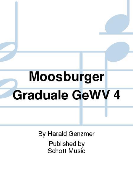 Moosburger Graduale GeWV 4