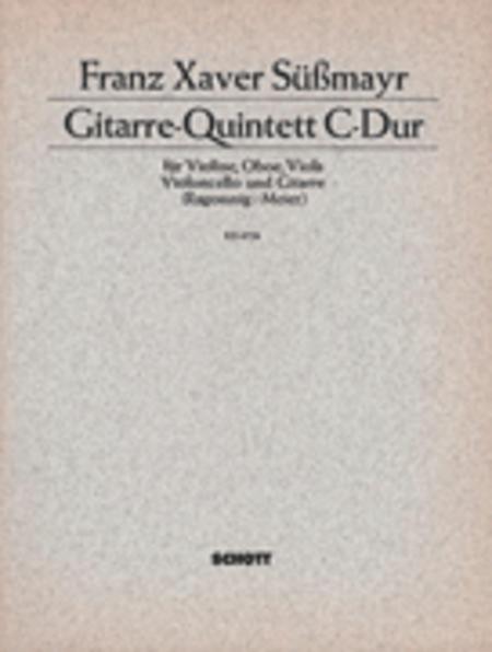 Guitar Quintet C major