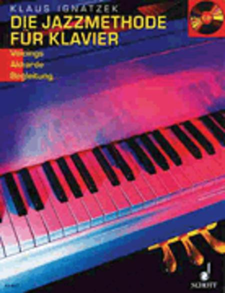 Die Jazzmethode fur Klavier Band 1