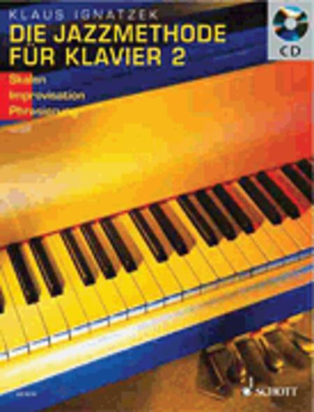The Jazz Method for Piano Solo Band 2