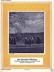 Old German Folk Dances