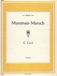 Mussinan-Marsh A Major