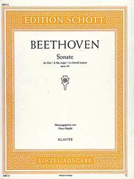 Sonata Ab Major op. 110