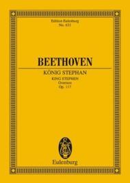 King Stephen op. 117