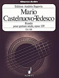 Rondo e minor op. 129