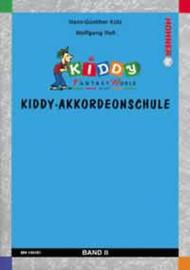 Kiddy-Akkordeonschule Band 2