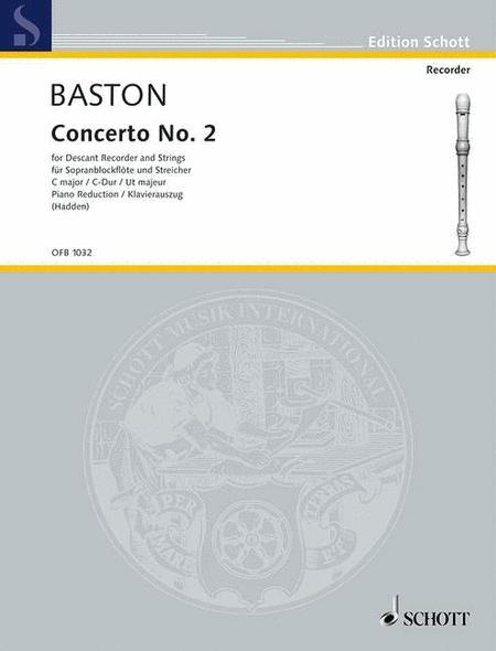 Concerto No. 2 C major