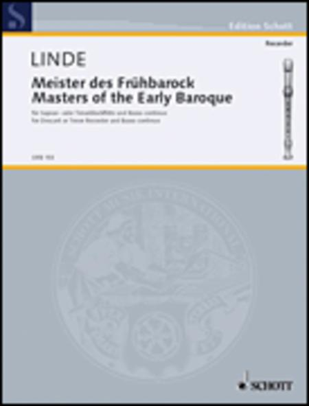 Masters of the Early Baroque