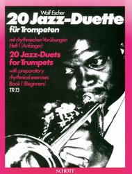 20 Jazz-Duets Vol. 1