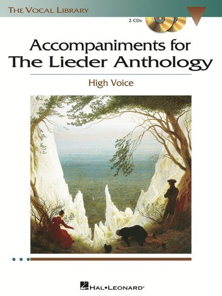 The Lieder Anthology - Accompaniment CDs
