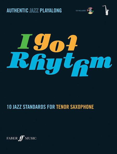 Hampton A /I Got Rhythm/Book & CD/Tsax