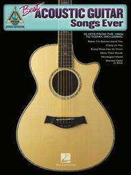 Best Acoustic Guitar Songs Ever