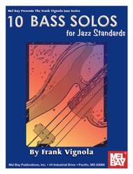 10 Bass Solos for Jazz Standards