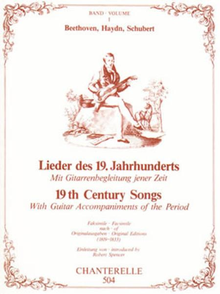 19th Century Songs: Beethoven, Haydn and Schubert