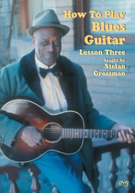 How to Play Blues Guitar, Volume 3