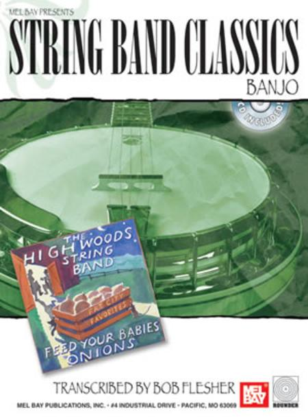 String Band Classics for Banjo