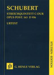 String Quintet C Major Op. Posth. 163 D 956