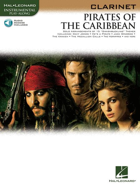 Pirates of the Caribbean (Clarinet)
