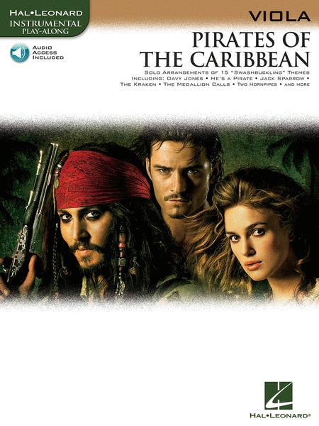Pirates of the Caribbean (Viola)