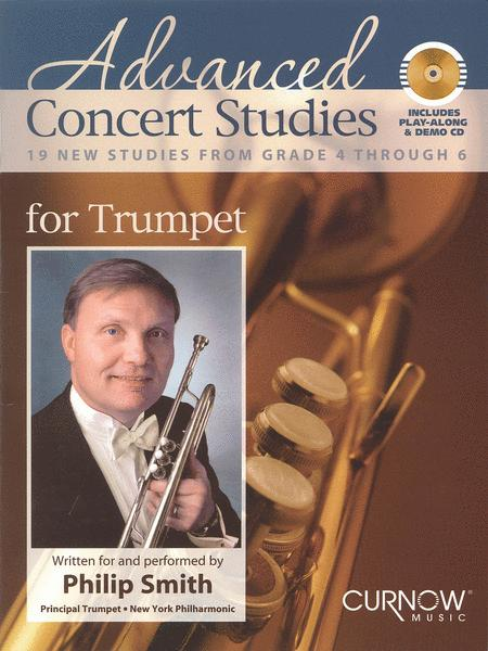 Advanced Concert Studies for Trumpet
