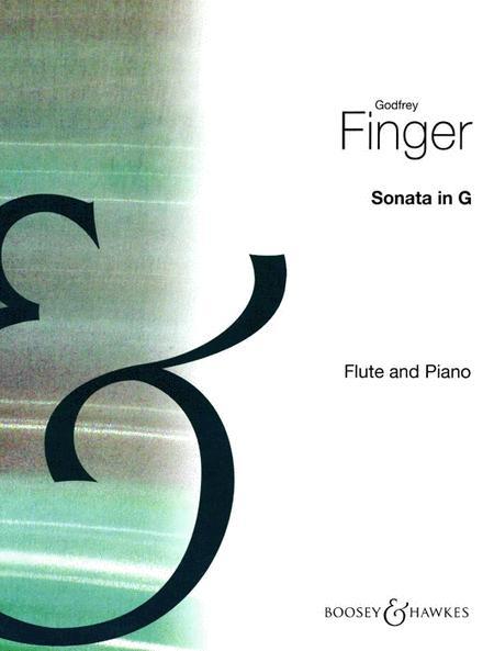 Flute Sonata In G Flute Piano